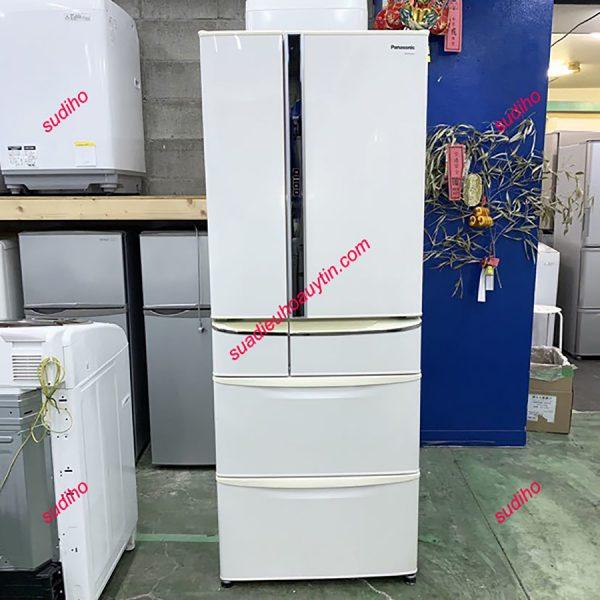 Tủ Lạnh Panasonic Nhật NR-F554T-W 550L 2010