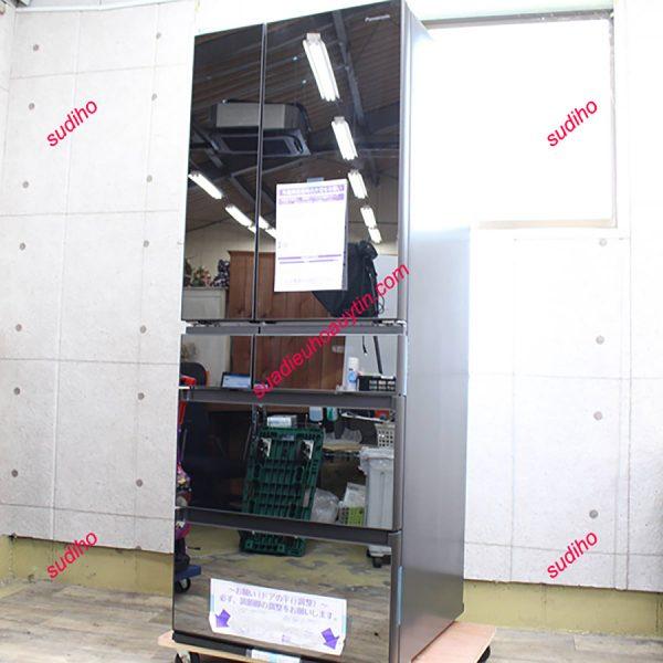 Tủ Lạnh Panasonic NR-F555WPX-X 550L Nội Địa Nhật