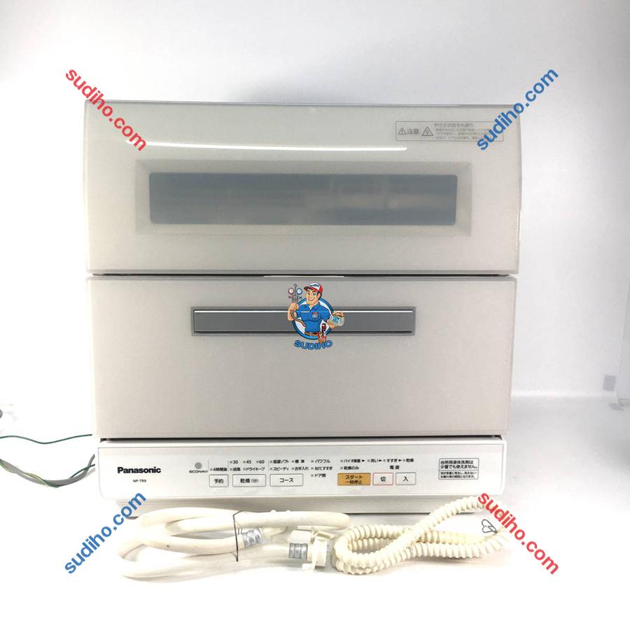 Máy Rửa Bát Panasonic NP-TR9-C Nội Địa Nhật
