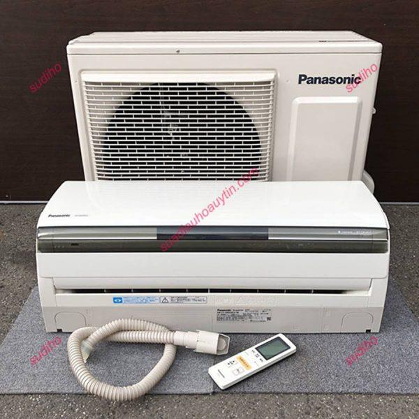 Điều Hòa Panasonic CS-UX253C2-W Nội Địa Nhật Inverter 2 Chiều