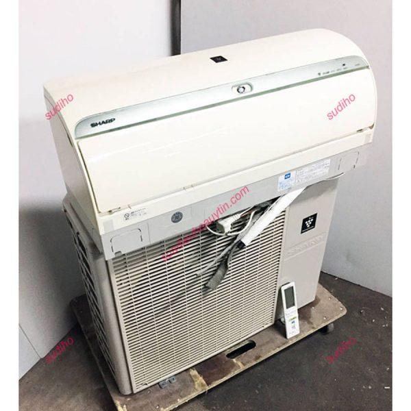 Điều Hòa Nội Địa Nhật Sharp AY-D63SX-W Inverter 2 Chiều