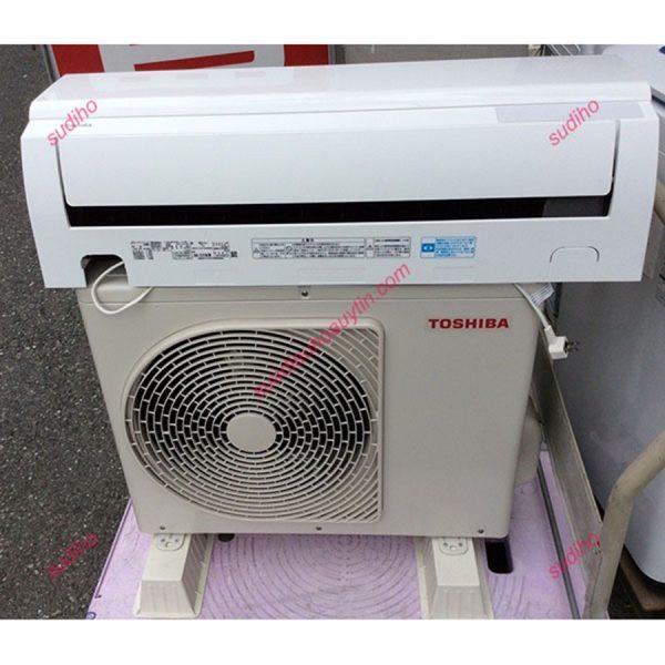 Điều Hòa Nội Địa Nhật Toshiba RAS-E221M Inverter 2 Chiều