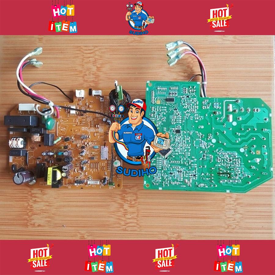 Bo Mạch Dàn Lạnh Điều Hòa Daikin Inverter 9000BTU 12000BTU Gas R22 FTKD FTXD