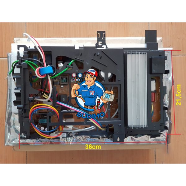 Bo Dàn Nóng Điều Hòa Panasonic Inverter 1.5Hp 1 Chiều Quạt AC