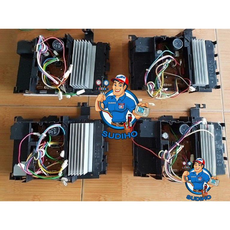 Bo Dàn Nóng Điều Hòa Panasonic Inverter 2 Mảnh Rời Lốc Nhỏ
