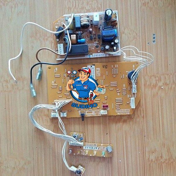 Bo Dàn Lạnh Điều Hòa Panasonic Mono Quạt AC 220V