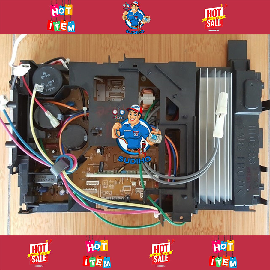 Bo Cục Nóng Máy Điều Hòa Panasonic Inverter CU-S18JKH-8