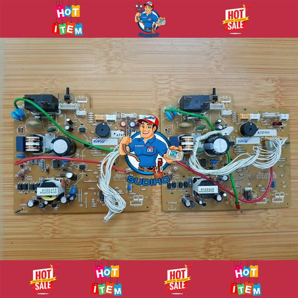 Bo Dàn Lạnh Điều Hòa Panasonic CS-TS09 & 12QKH-8 Mã Board A747408