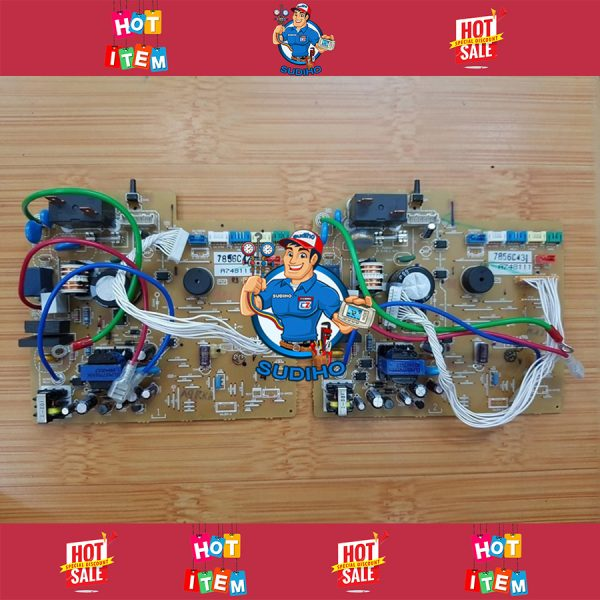 Bo Mạch Dàn Lạnh Điều Hòa Panasonic Mã Board A748111