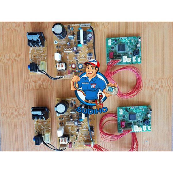 Bo Mạch Dàn Lạnh Điều Hòa Mitsubishi Electric Quạt Dc