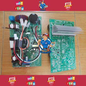Bo Cục Nóng Điều Hòa Toshiba RAS-H10BKCVS-V & RAS-H10BACVS-V