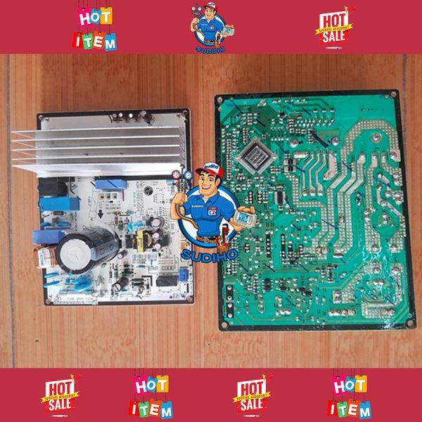 Bo Dàn Nóng Điều Hòa LG Mã Board EBR814594