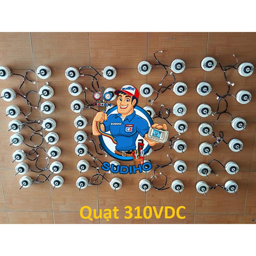 Quạt Dàn Lạnh Điều Hòa LG Samsung 310Vdc