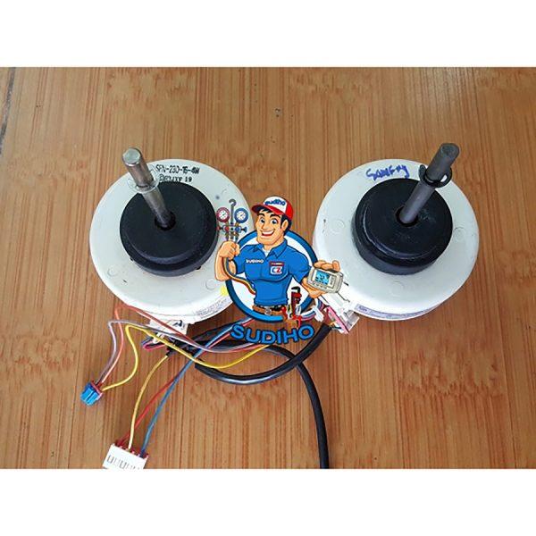 Quạt Dàn Lạnh Điều Hòa Samsung Điện AC Xung 6
