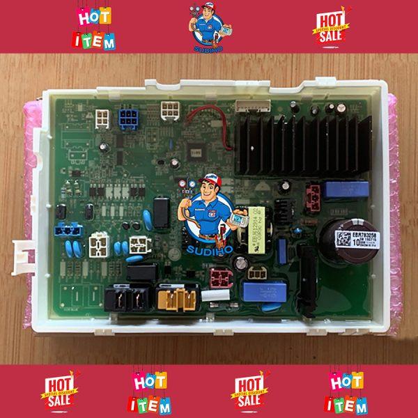 Bo Mạch Nguồn Máy Giặt LG Inverter Cửa Ngang WD-17DW