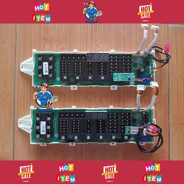 Bo Mạch Hiển Thị Máy Giặt LG Mã EBR-83116106
