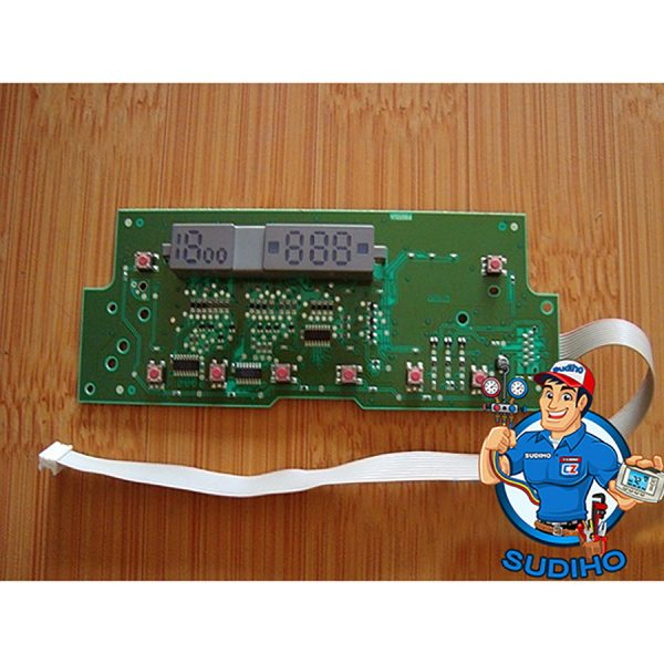 Bo Mạch Hiển Thị Máy Giặt Toshiba TW-6011A 7011A