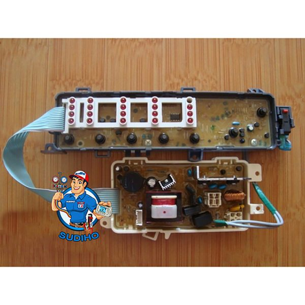 Bo Mạch Máy Giặt Toshiba AW-8560S E85SV