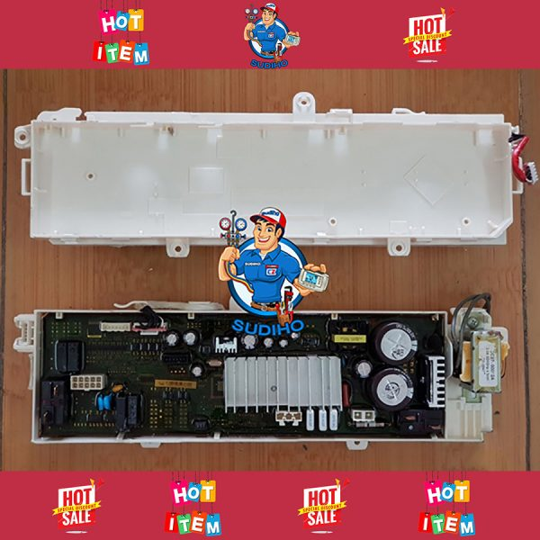 Bo Mạch Nguồn Máy Giặt Samsung Mã DC92 01881