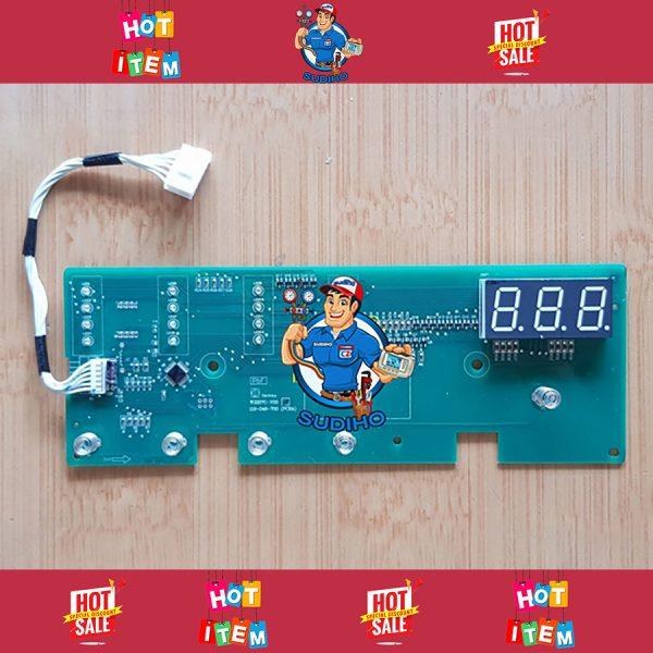Bo Mạch Hiển Thị Máy Giặt Electrolux EWT704EU EWT904EU