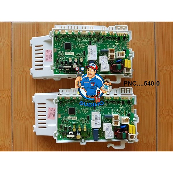 Bo Nguồn Máy Giặt Electrolux EWF-10744 EWF-10844 PNC-5400 PNC-5500