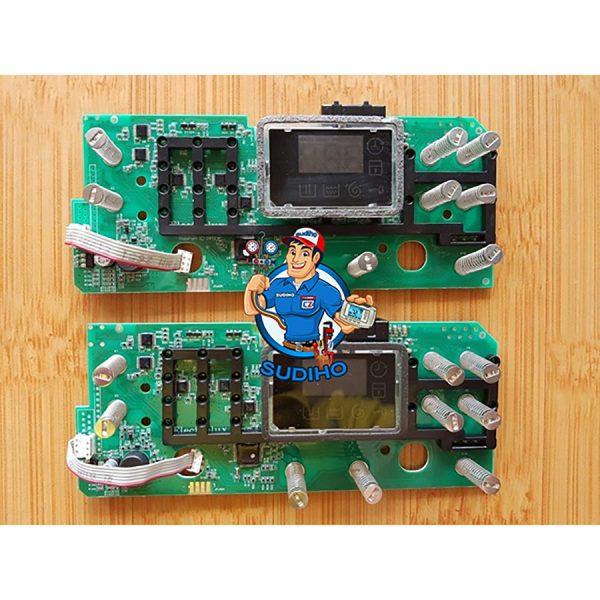 Bo Mạch Hiển Thị Máy Giặt Electrolux EWF-10842 EWP-10742