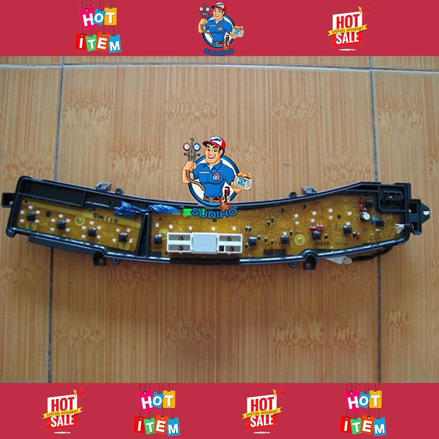 Bo Mạch Bàn Phím Máy Giặt Panasonic NA-FS80X1 FS90X1