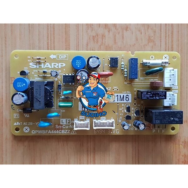 Bo Tủ Lạnh Sharp SJ-16VF3 18VF3 16VF4 18VF4