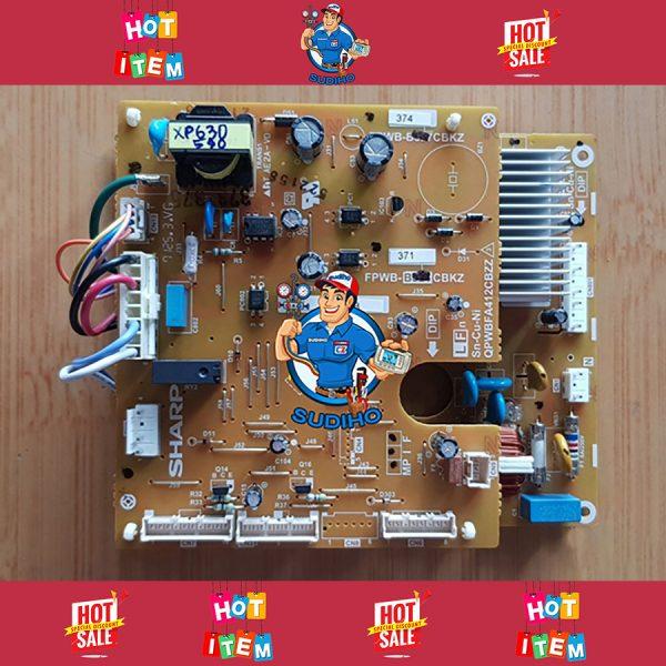 Bo Mạch Tủ Lạnh Sharp SJ-XP590PG XP630PG