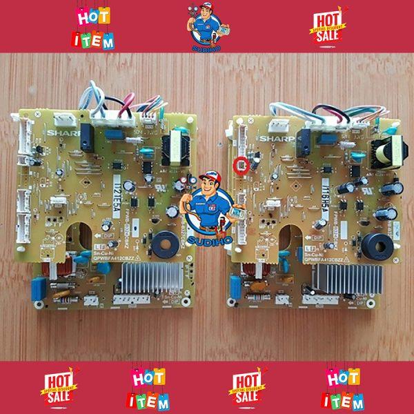 Bo Mạch Công Suất Tủ Lạnh Sharp Inverter SJ-X400EM