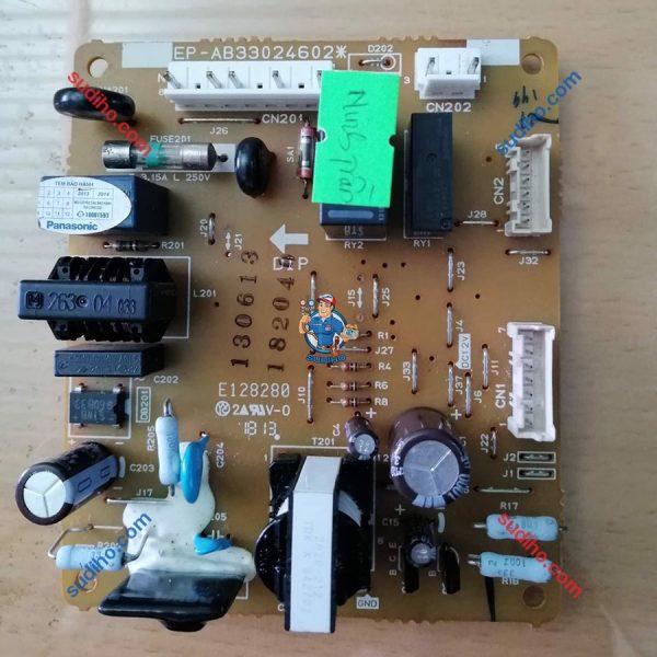Bo Mạch Tủ Lạnh Panasonic NR-BJ151 BJ185