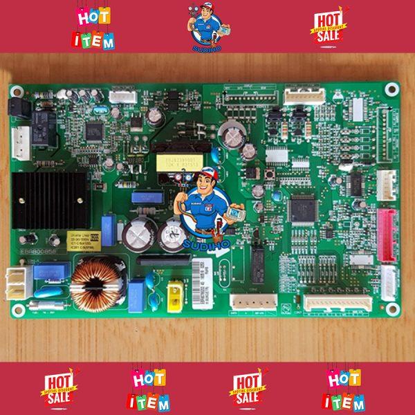 Bo Mạch Điều Khiển Tủ Lạnh LG Mã EBR80766202