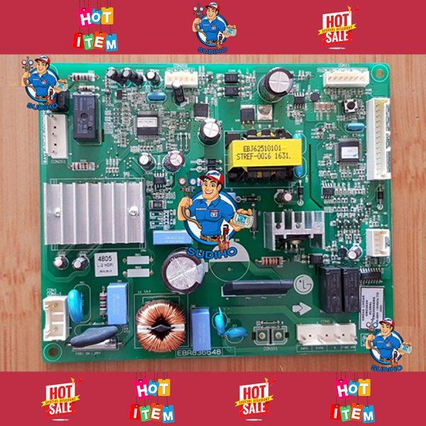 Bo Mạch Điều Khiển Tủ Lạnh LG Mã EBR83664805