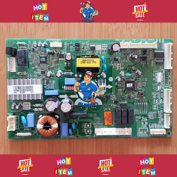 Bo Mạch Điều Khiển Tủ Lạnh LG Mã EBR83465128