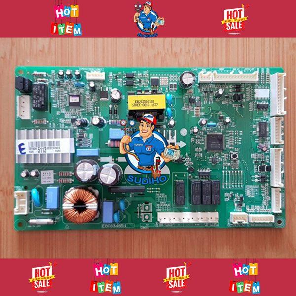 Bo Mạch Điều Khiển Tủ Lạnh LG Mã EBR83465113