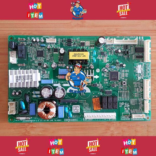 Bo Mạch Điều Khiển Tủ Lạnh LG Mã EBR83465175