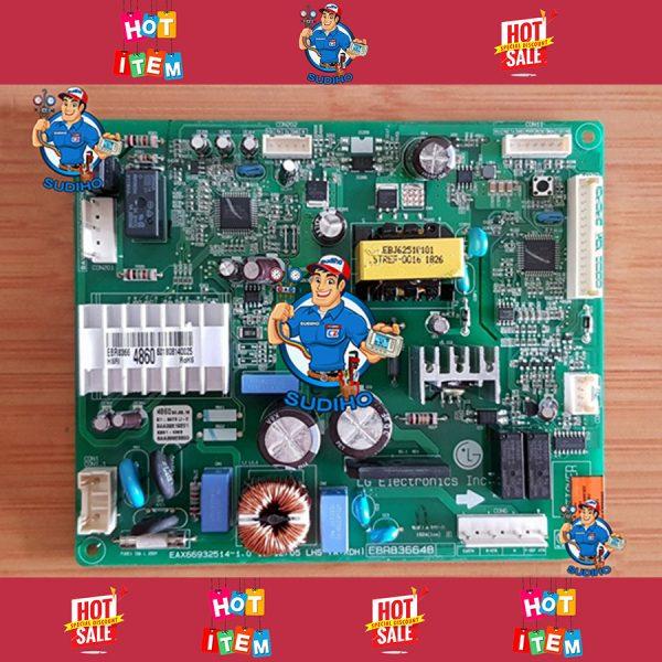 Bo Mạch Tủ Lạnh LG Mã EBR83664859 EBR83664860