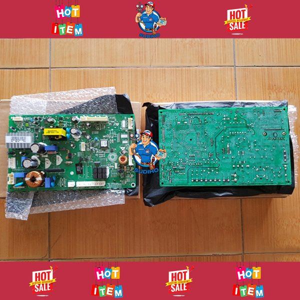 Bo Mạch Tủ Lạnh LG Inverter Mã EBR79649213