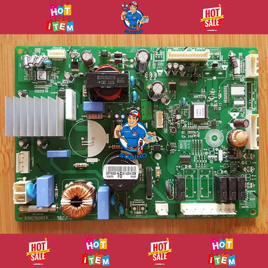 Bo Mạch Tủ Lạnh LG Inverter Mã EBR788316 EBR788317