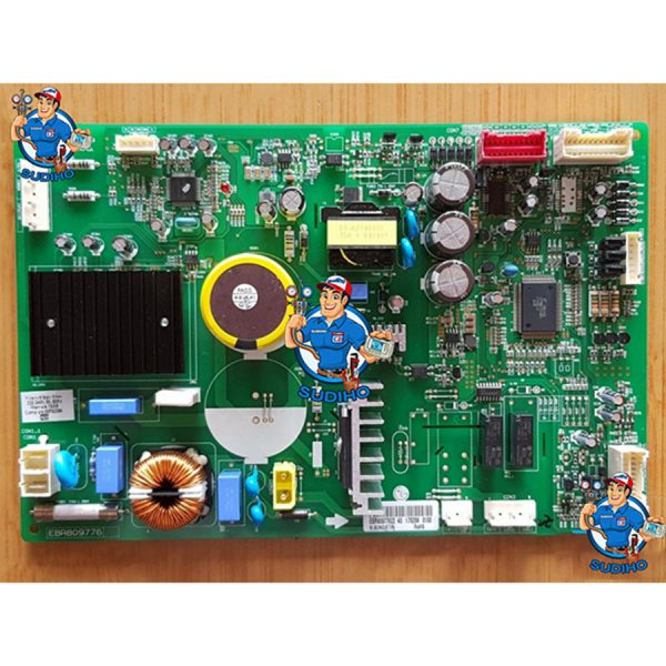 Bo Mạch Tủ Lạnh LG Mã EBR80977622 EBR80977623