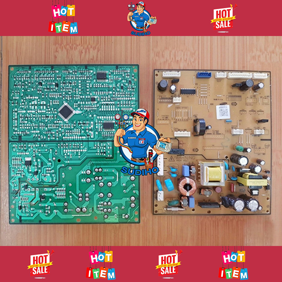 Bo Mạch Nguồn Tủ Lạnh Samsung Inverter Mã DA92 00853R