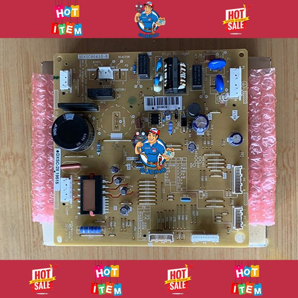 Bo Mạch Tủ Lạnh Toshiba Inverter GRA25VU GRA28VU