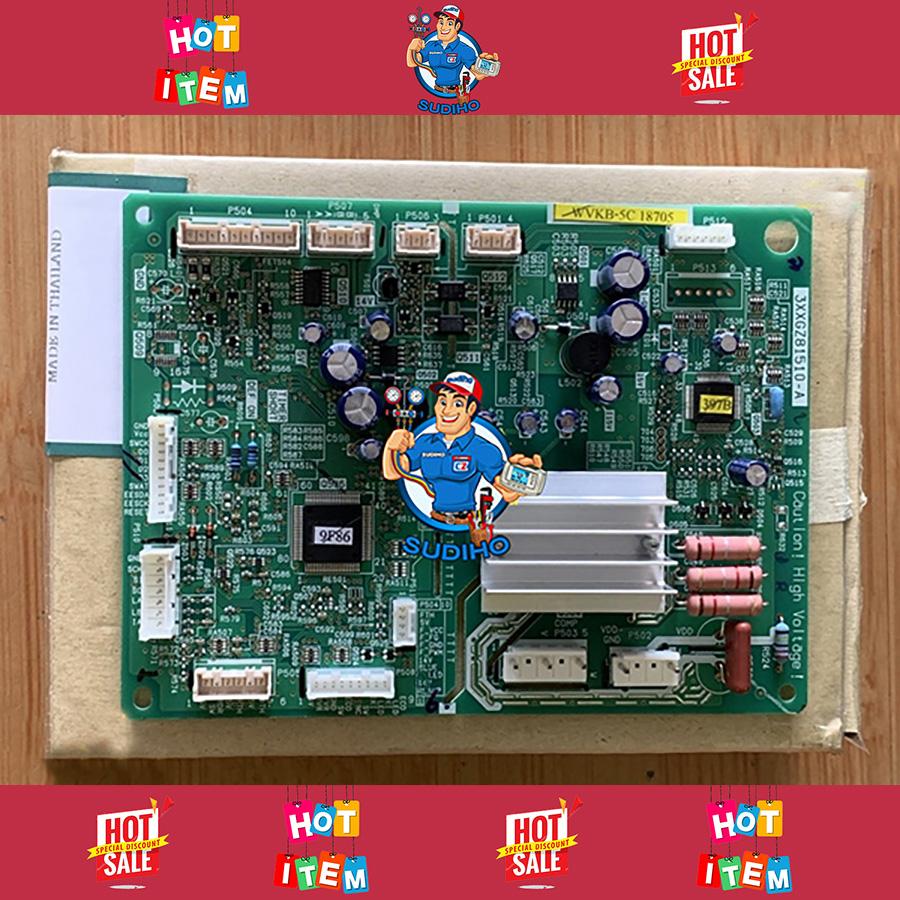 Bo Mạch Công Suất Tủ Lạnh Toshiba Inverter GRAG41VPDZ GRAG46VPDZ
