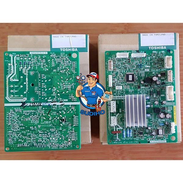 Bo Mạch Inverter Tủ Lạnh Toshiba GR-T41VUBZ T46VUBZ TG41VPDZ TG46VPDZ