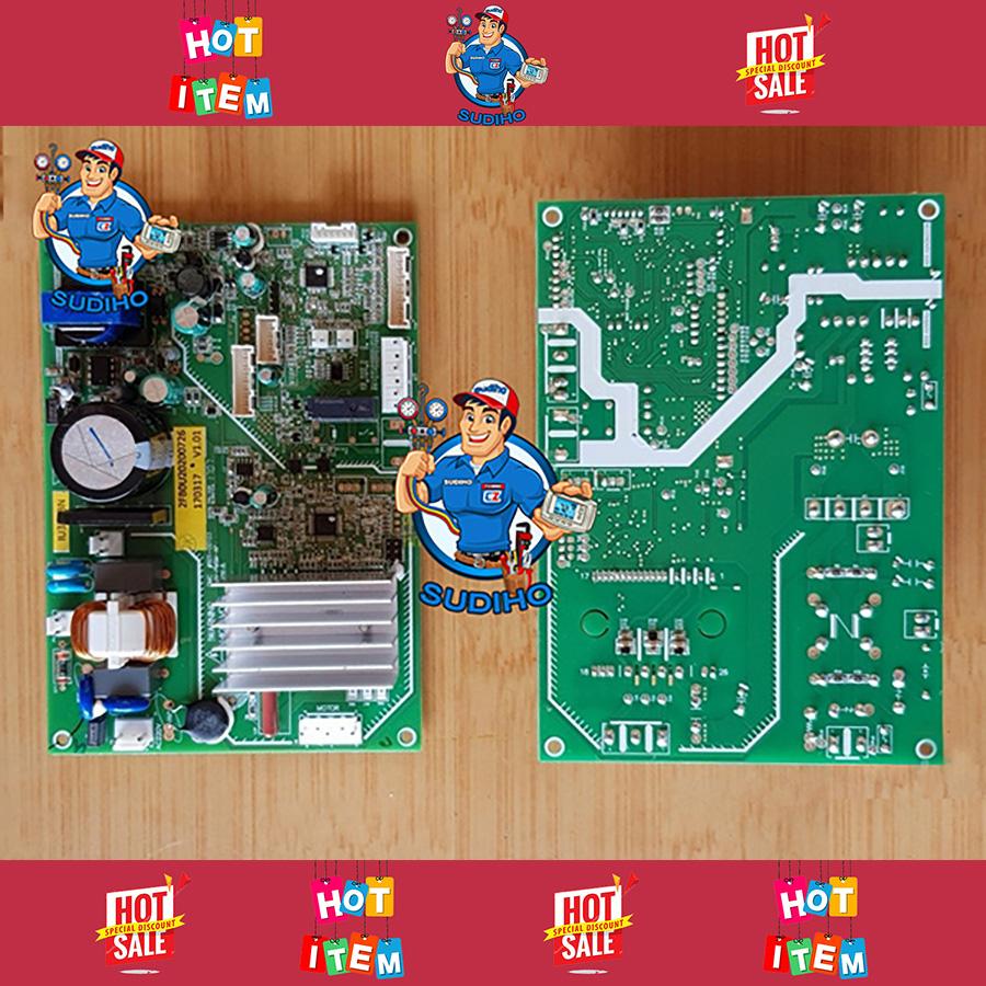 Bo Mạch Tủ Lạnh Aqua Inverter AQR-IU346BN