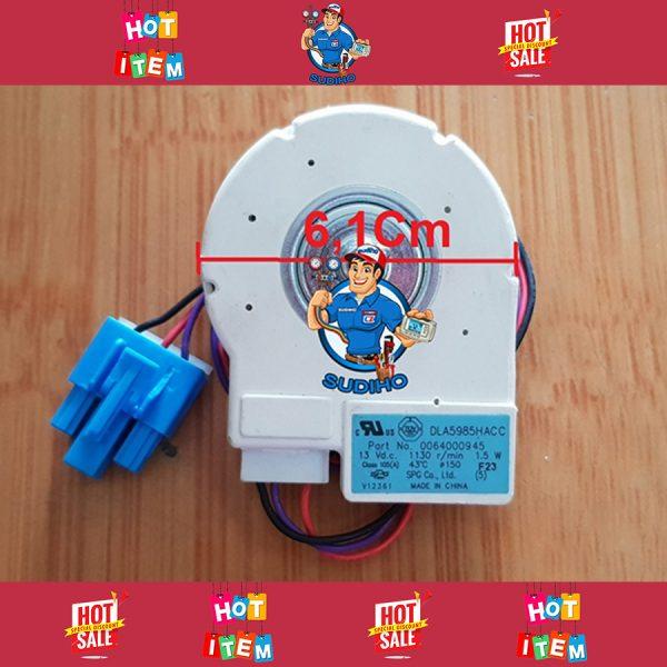 Quạt Tủ Lạnh 9VDC 15VDC Trục 3.8Cm 6.8Cm