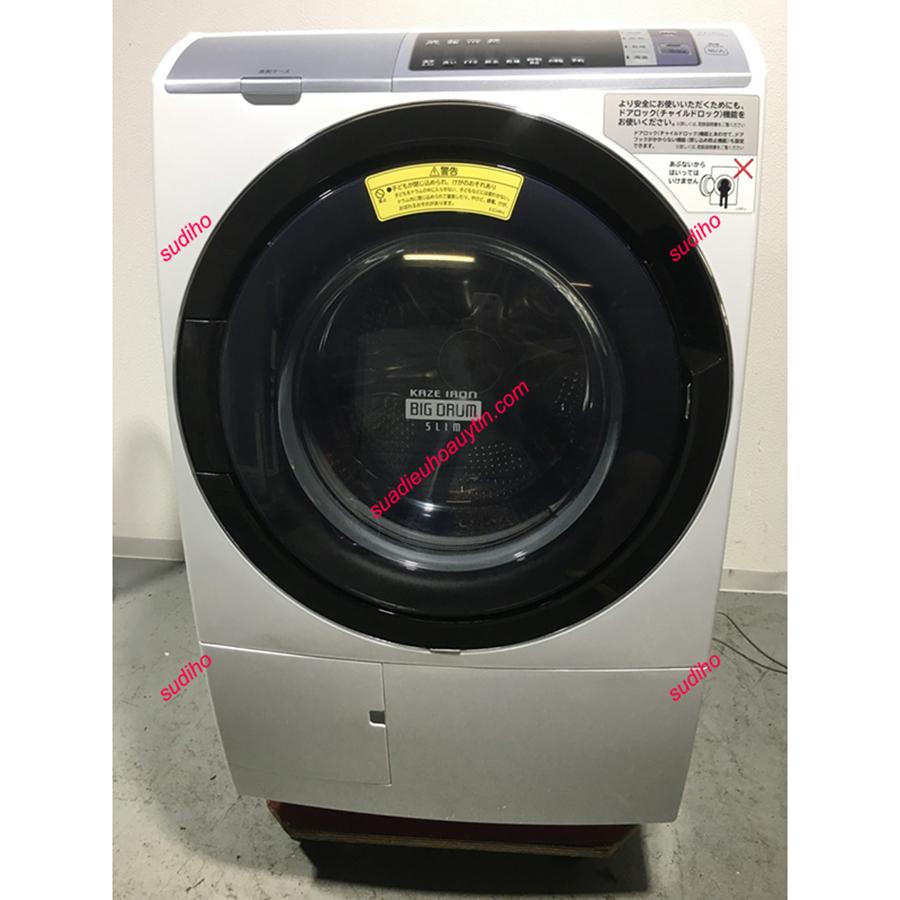 Máy Giặt Hitachi BD-SV110AL-11KG Nội Địa Nhật