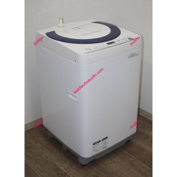 Máy Giặt Sharp Nhật ES-G7E2-KB-7Kg-2015