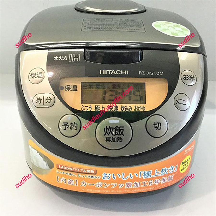 Nồi Cơm Điện Nội Địa Nhật Hitachi RZ-XS10M