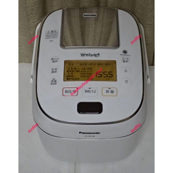 Nồi Cơm Điện Nội Địa Nhật Panasonic SR-PA108-W